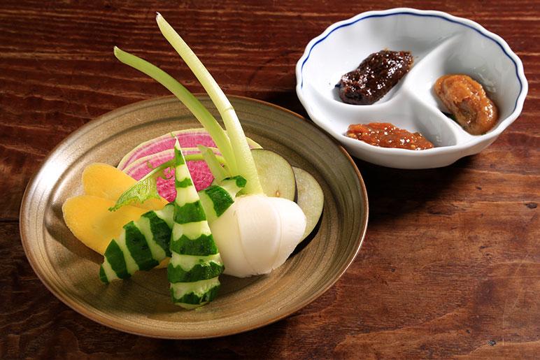味噌と野菜2