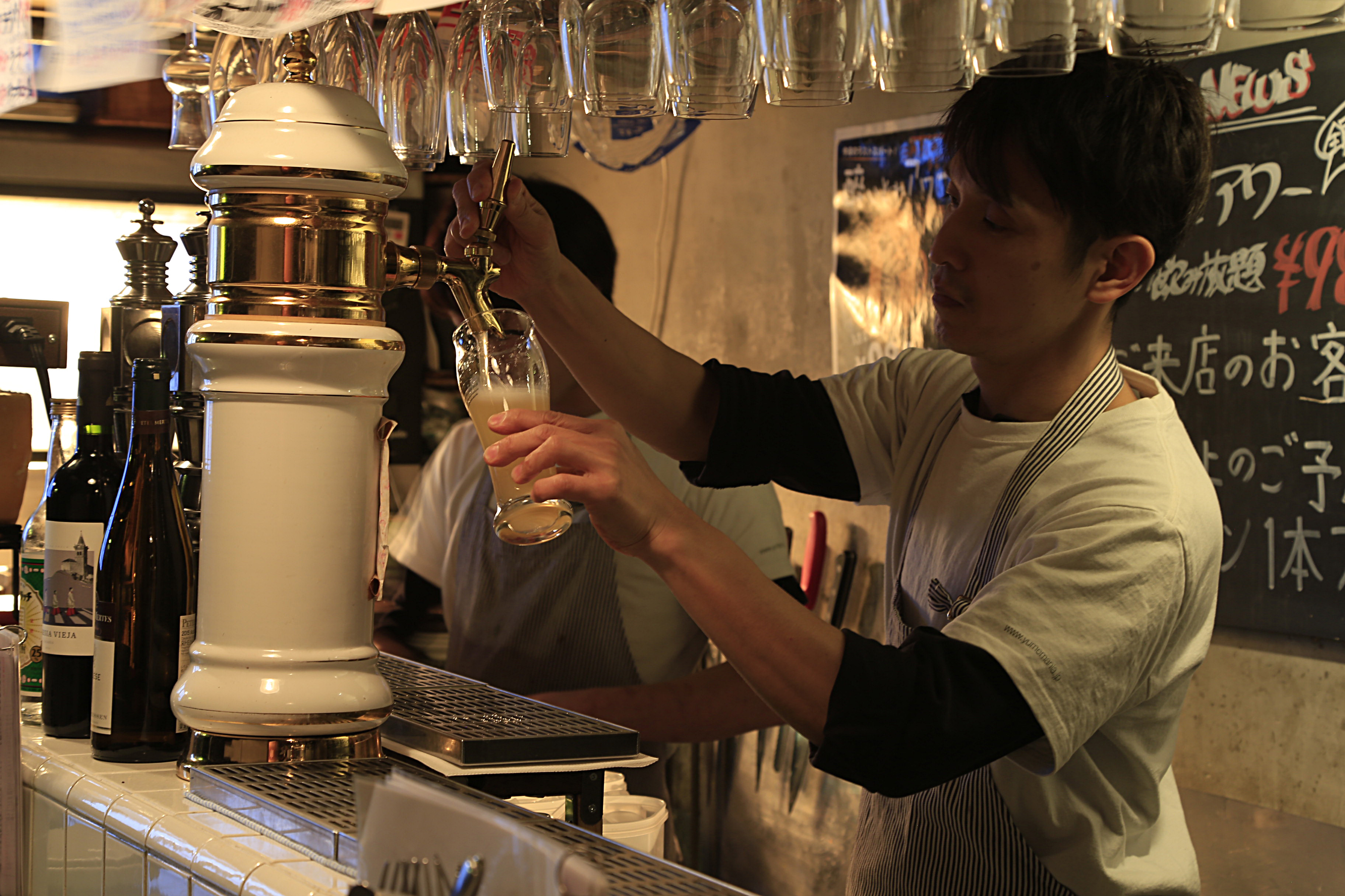 【BRASSERIE LE ZINC】プレミアムビール3種飲み放題開始&酔いどれアワーのお知らせ