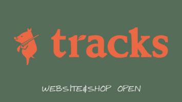 【ジビエ工房tracks】webサイト&ECサイトOPEN